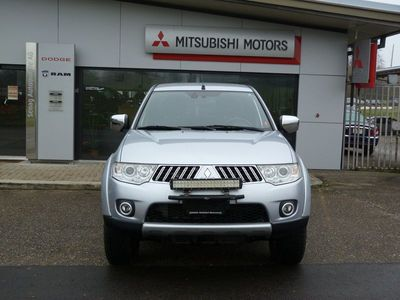 gebraucht Mitsubishi L200 L 200 2.5 DID HP Intense Club Cab