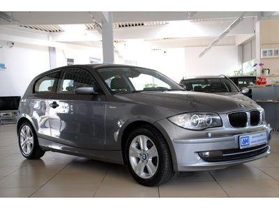 gebraucht BMW 118 d Aut. Navi Xenon PDC SHZ SP-MFL