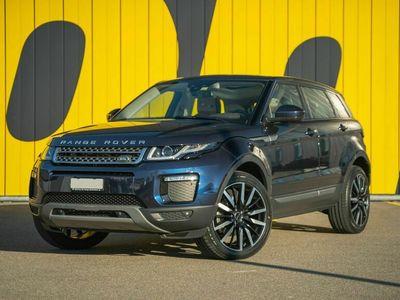 gebraucht Land Rover Range Rover evoque 2.0 Si4 SE Advantage AT9