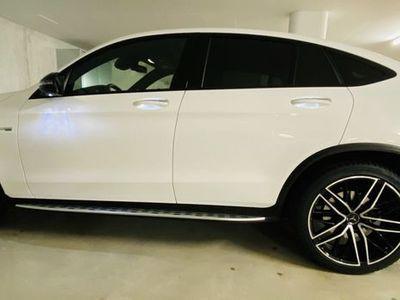 gebraucht Mercedes GLC43 AMG GLC-Klasse AMGCoupé - neuwertig!