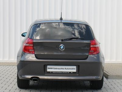 gebraucht BMW 123 d 3-Tür. Leder Navi Xenon Klimaautomatik PDC