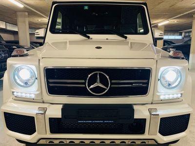 gebraucht Mercedes G63 AMG AMG Exclusive Edition Speedsh. Plus 7G-Tr