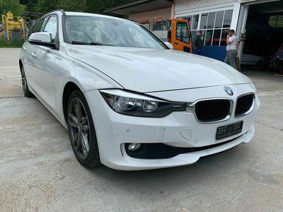 gebraucht BMW 316 3er d Touring Business Steptronic