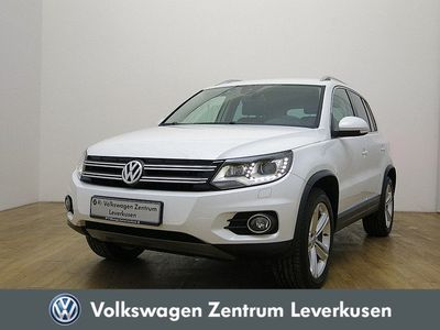 gebraucht VW Tiguan 2.0 TDI Track & Style 4MOTION DCC XENON