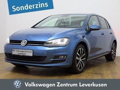 gebraucht VW Golf VII 1.2 TGI Comfortline FSE USB KLIMA