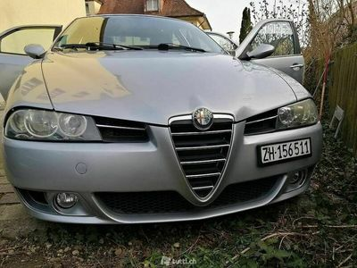 gebraucht Alfa Romeo 156 2.4 JTD 175 PS limo, frisch ab MFK,125000 km
