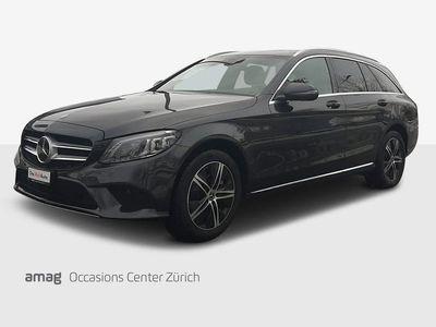 gebraucht Mercedes C200 Swiss Star Avantgarde 4M 9G-Tronic