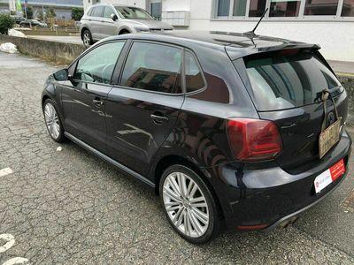 gebraucht VW Polo blu GT ACT