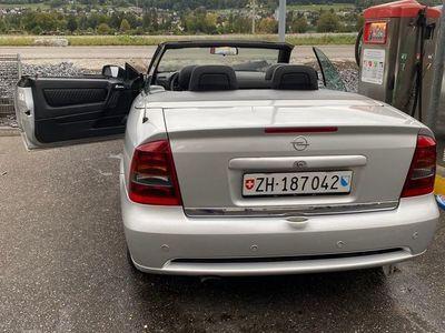gebraucht Opel Astra Cabriolet 1.8i