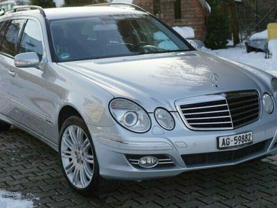 gebraucht Mercedes E320 E-Klasse S211 KombiCDI 4matic
