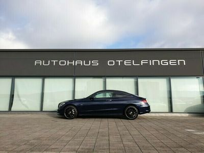 gebraucht Mercedes C400 C-KlasseCoupé AMG Line 4Matic 9G-tronic