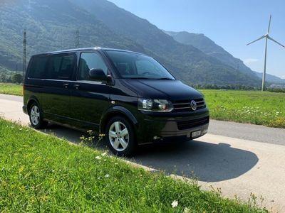 gebraucht VW Multivan T52.0 TDI CR Comfortline Life 4Motion