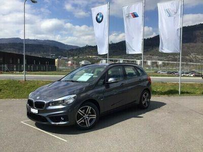 gebraucht BMW 218  d xDrive Active TSport