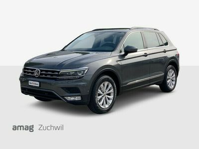 gebraucht VW Tiguan 1.4TSI Comfortline 4Motion