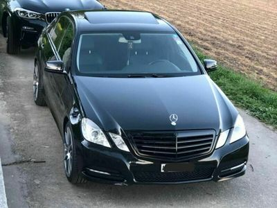 gebraucht Mercedes E350 E-Klasse Mercedes Benz E350 CDI Avantgarde E-Klasse Mercedes BenzCDI Avantgarde