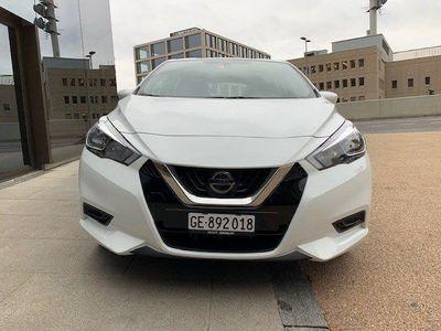 gebraucht Nissan Micra IG-T 100 acenta