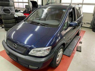 gebraucht Opel Zafira 1.8i 16V Club