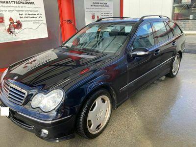 gebraucht Mercedes C320 C-Klasse Mercedes C 320 CDI T C-Klasse MercedesCDI T