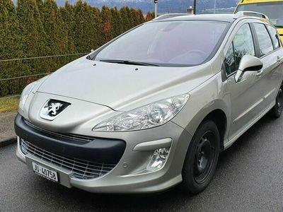 gebraucht Peugeot 308 A vendre belle break 5 à 7 places expertisée beige-m