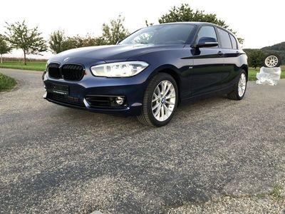 gebraucht BMW 120 1er d xDrive
