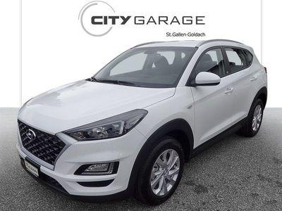 gebraucht Hyundai Tucson 1.6 CRDi Origo Business 2WD
