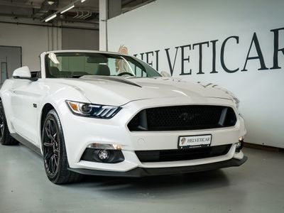 gebraucht Ford Mustang GT Convertible 5.0 V8 Black Shadow Edition
