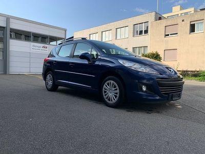 gebraucht Peugeot 207 1.6 Frisch ab MFK