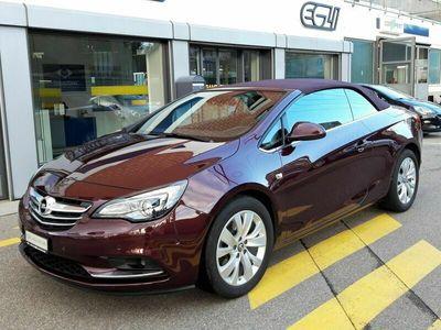 gebraucht Opel Cascada 1.6i Turbo Automat Cosmo