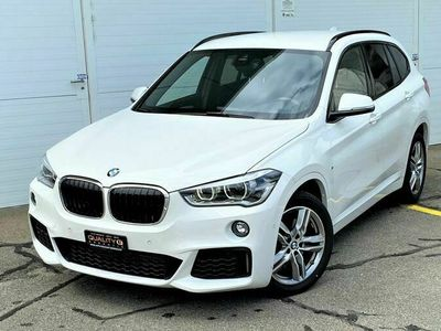 gebraucht BMW X1 xDrive 25d M Sport 231PS Steptronic