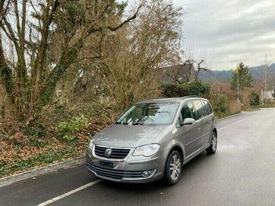 gebraucht VW Touran Cross Touran 2.0 TDI DSG