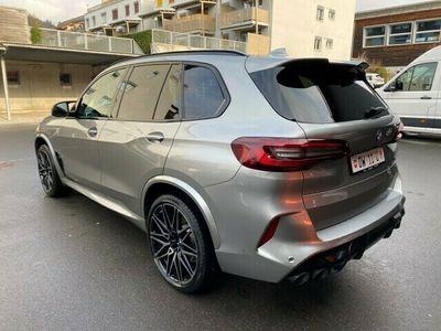 gebraucht BMW X5 M X5 M Competition Steptronic CompetitionCompetition Steptronic Competition