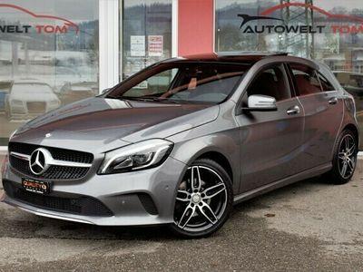 gebraucht Mercedes A220 Exklusiv-Paket Facelift 4Matic 7G-DCT