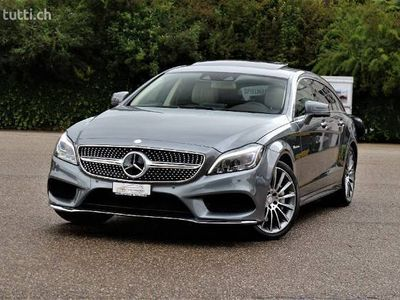 gebraucht Mercedes CLS500 Shooting Brake CLS 500AM...