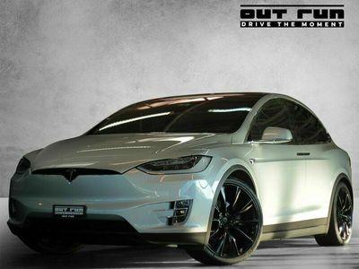 gebraucht Tesla Model X 100 D 7 Seats