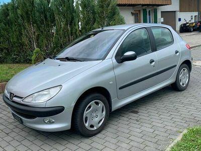 gebraucht Peugeot 206 1.4 XT