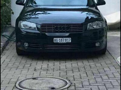 gebraucht Audi A3 S-Line 2.0 TDI DSG