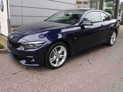gebraucht BMW 440 i Cabriolet xDrive M Sport Individual Steptronic