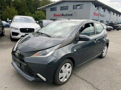 gebraucht Toyota Aygo 1.2 VVT-i x-clusiv