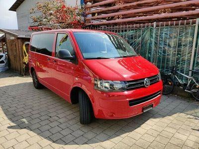 gebraucht VW Multivan  T52.0 TDI CR Startline