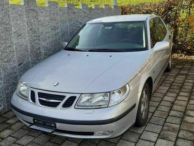 gebraucht Saab 9-5 Schöner ab MFK
