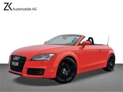 gebraucht Audi TT Roadster 3.2 quattro S LINE