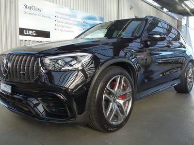 gebraucht Mercedes GLC63 AMG S AMG 4Matic 9G-Tronic
