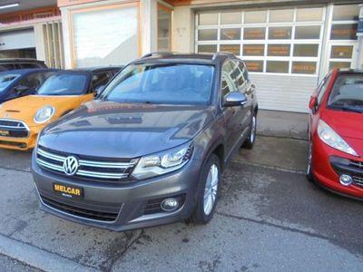 gebraucht VW Tiguan 2.0 TSI Sport&Style 4Motion