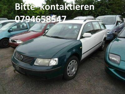 gebraucht VW Passat Variant 1.8 Comfortline