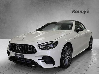 gebraucht Mercedes E53 AMG AMG 4matic+ Cabriolet