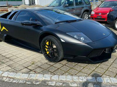 gebraucht Lamborghini Murciélago Full body Kit LP670-4 SV