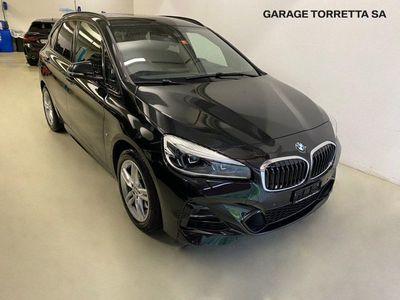 gebraucht BMW 218 Active Tourer d xDrive Steptronic M Sport