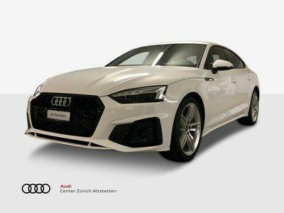 gebraucht Audi A5 Sportback  35 TDI S-Line Attraction S-tronic