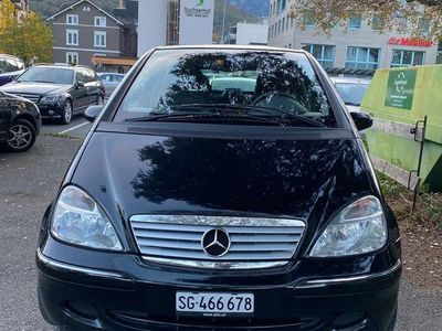gebraucht Mercedes A190 Avantgarde