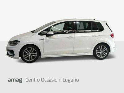 gebraucht VW Golf Sportsvan  1.4 TSI Allstar R-Line DSG